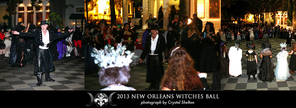 New Orleans Witches' Ball 2013