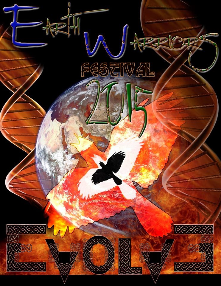 Earth Warriors Festival 2015: Evolve