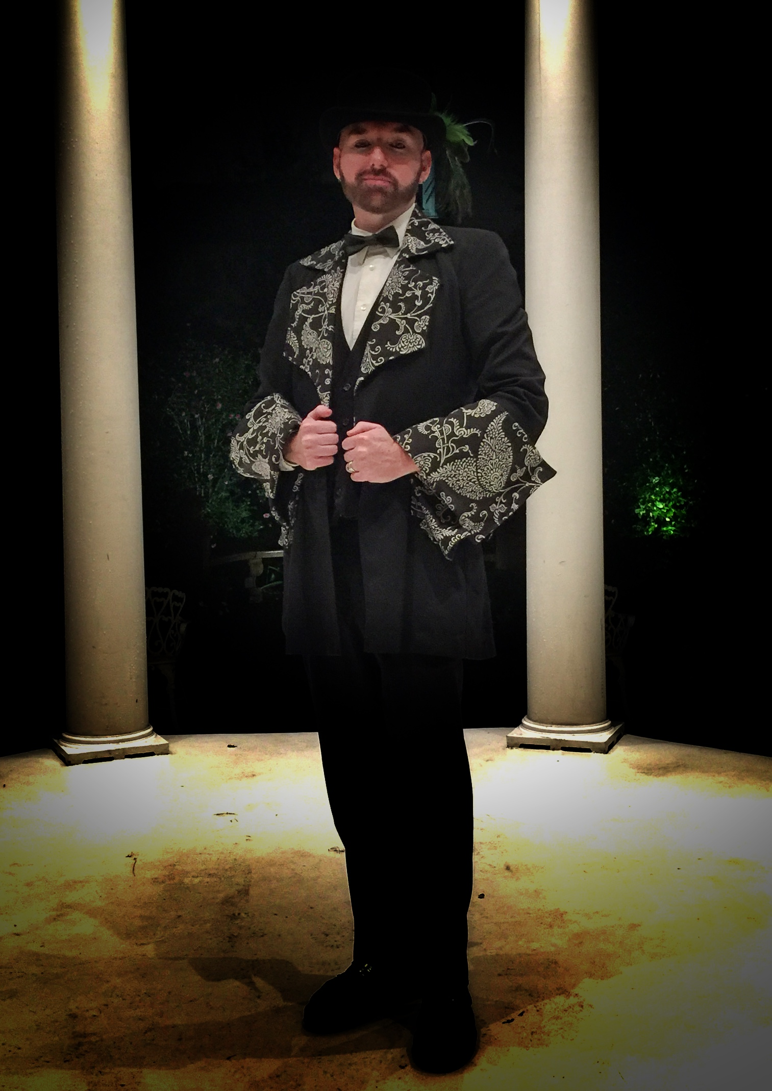 The Sabbatic Dance, at the New Orleans Witches Ball 2015