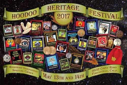 2017 Hoodoo Heritage Festival Opening Ceremony