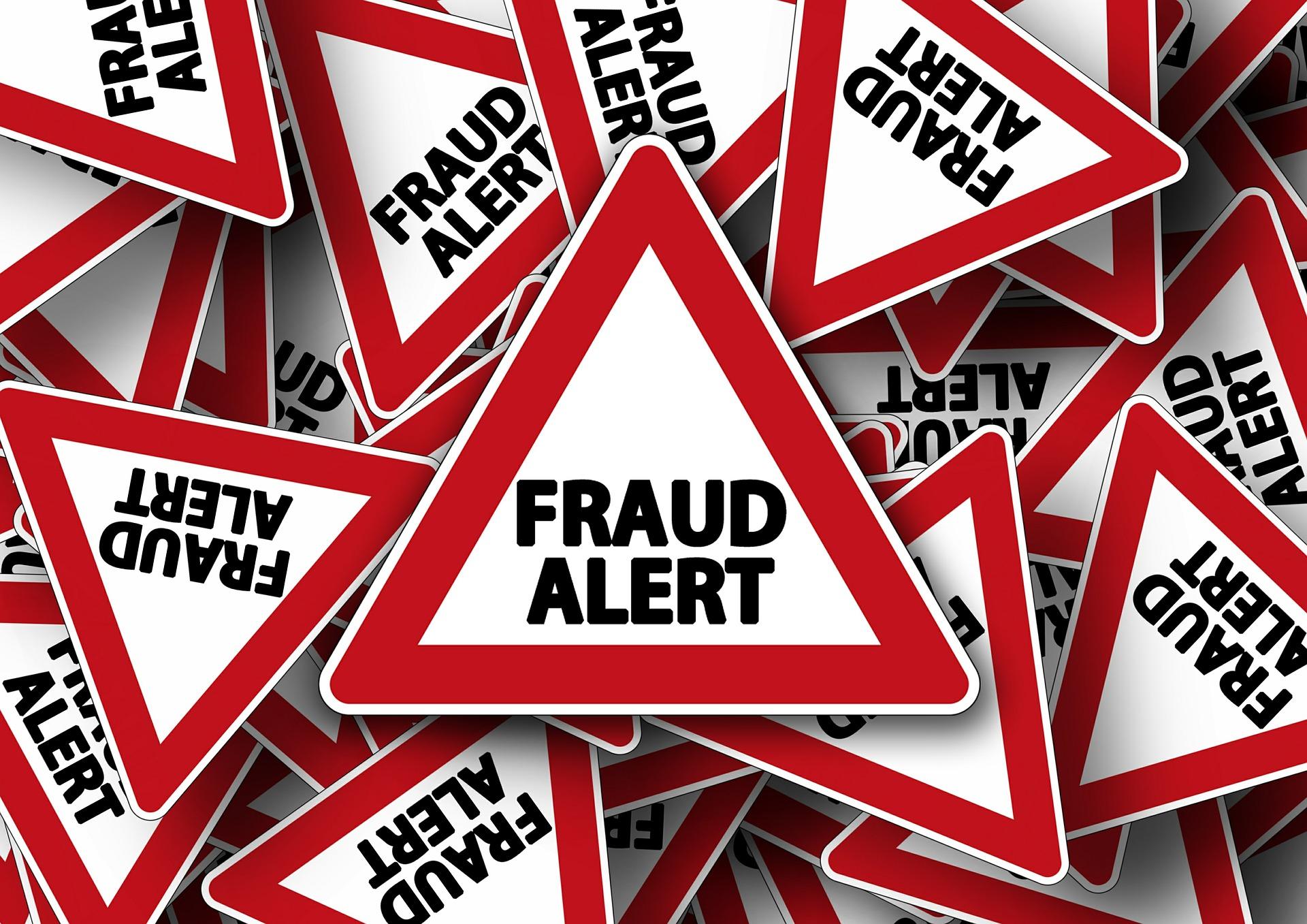 Faery fraud alert