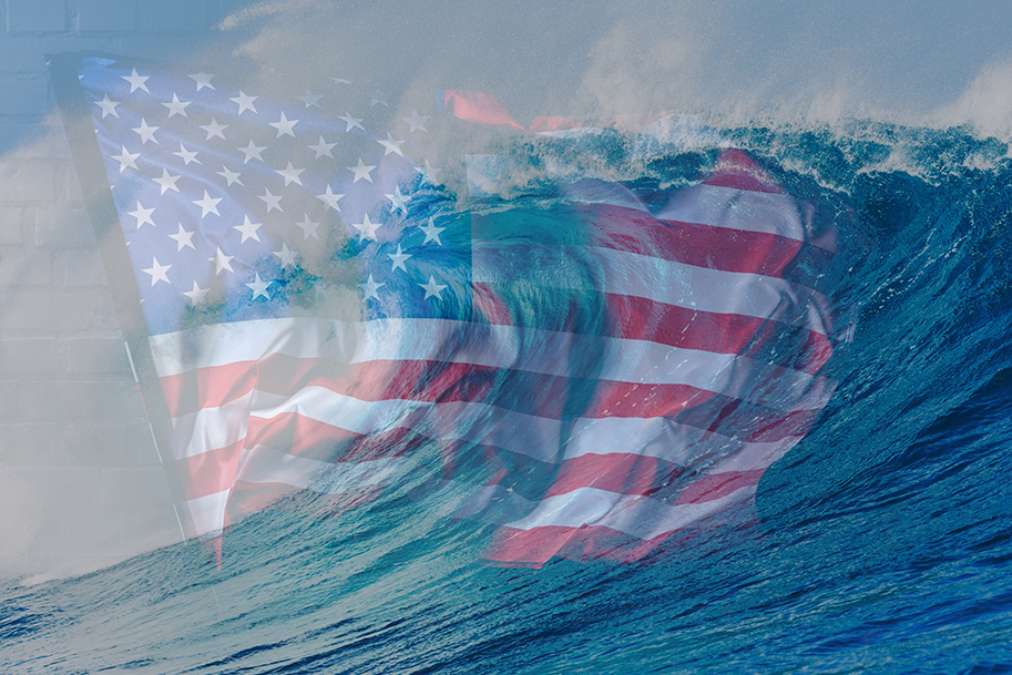 Riding the Blue Wave 2018